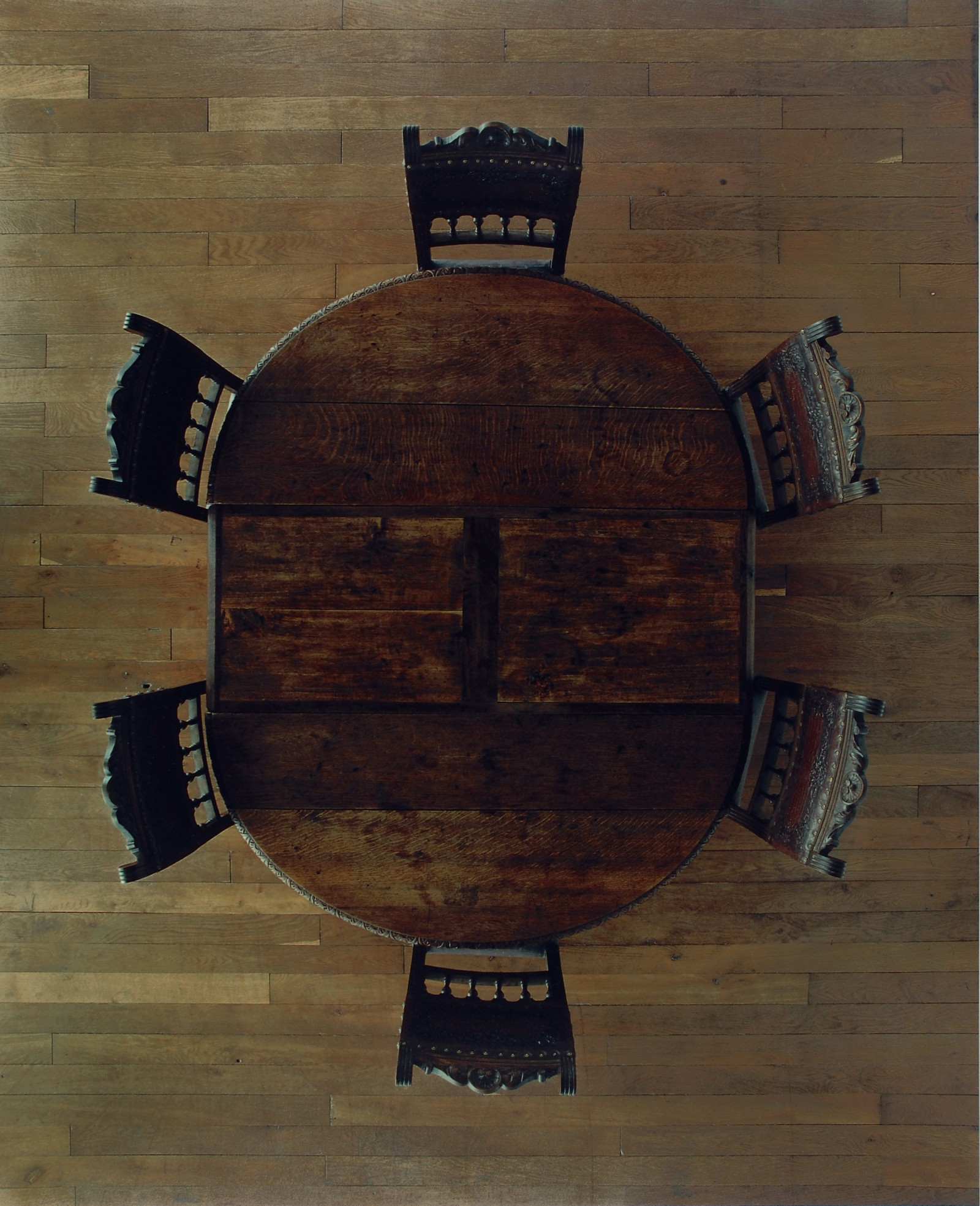 Carole Fékété, La Table, 2003
